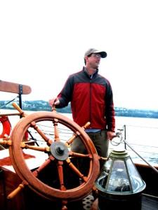 Captain Daniel Evans