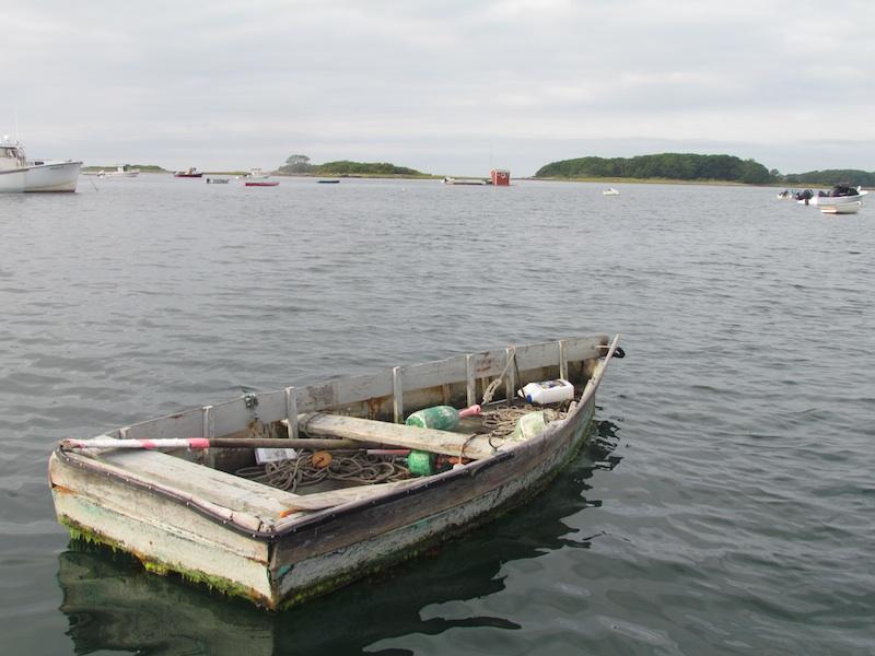 funky dinghy