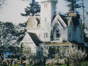 "The Owens house from ""Practical Magic"""