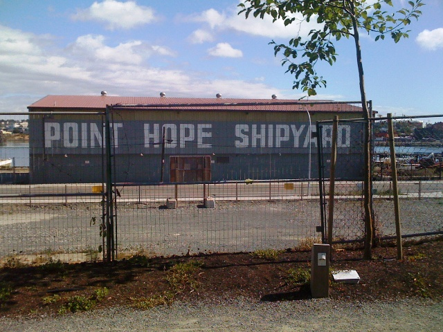 Point Home Shipyard