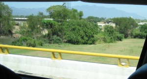 Not a great shot of Ameca River Bridge