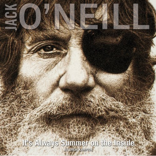 PSA: Where to get the elusive Jack O'Neill biography