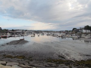 Early morning at Rocky Neck, Gloucester MA