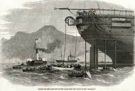 laying the transatlantic cable