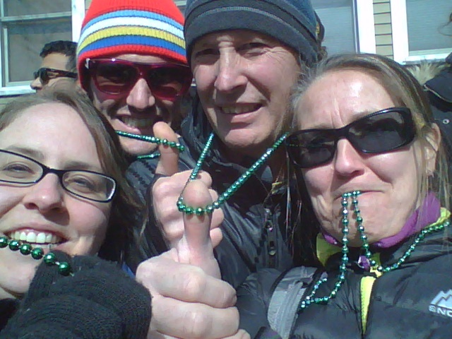 st paddys day parade