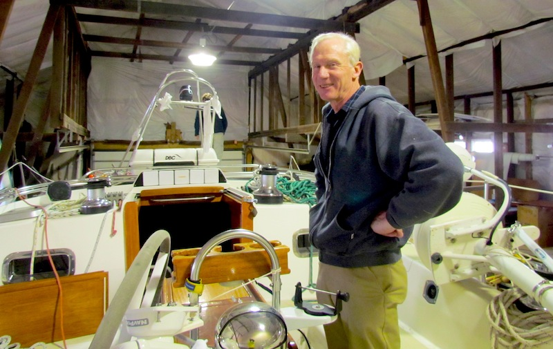 Paul Dennis, Warren River Boatworks