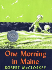 one morning in maine cover