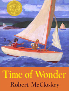 time of wonder cover