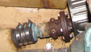 old stuffing box