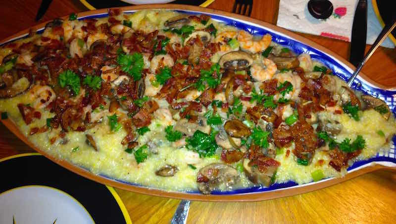 mark's shrimp and grits